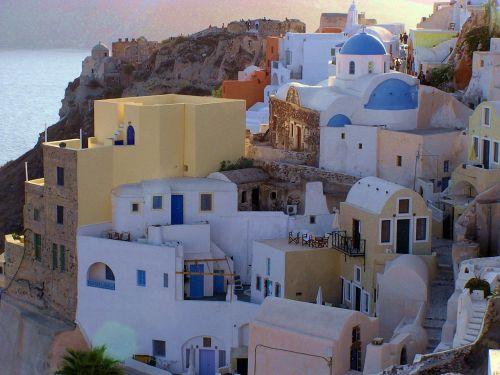 santorini greece boiler