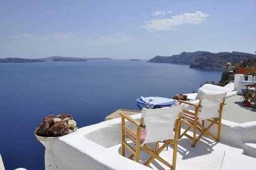 santorini oia greek