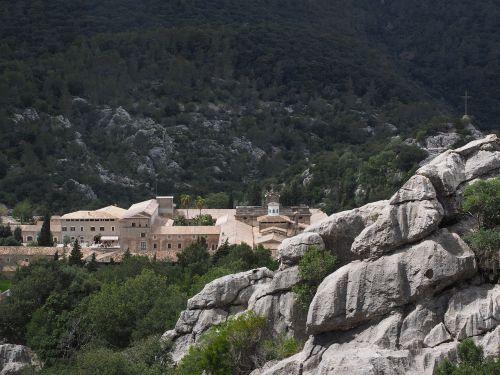 santuari de lluc monastery mallorca