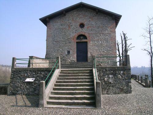 santuario della rocchetta church sanctuary