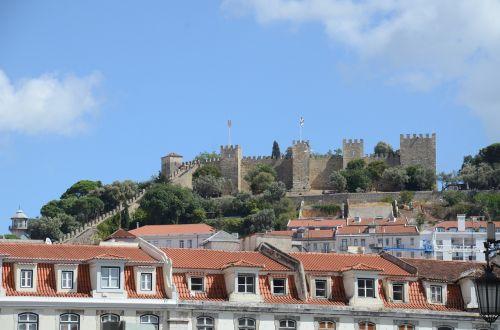sao jorge's castle castle is jorge castle lisbon