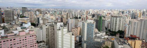 San Paulas,architektūra,apžvalga,pastatai,šiuolaikinė architektūra,Brazilija,centras,metropolis,turizmas