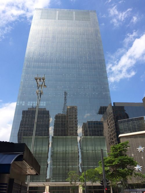 são paulo building glass