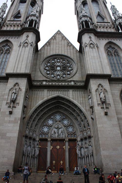 são paulo cathedral church