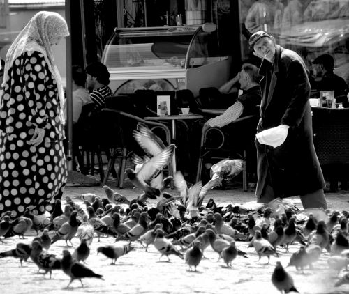 sarajevo bosnia old people