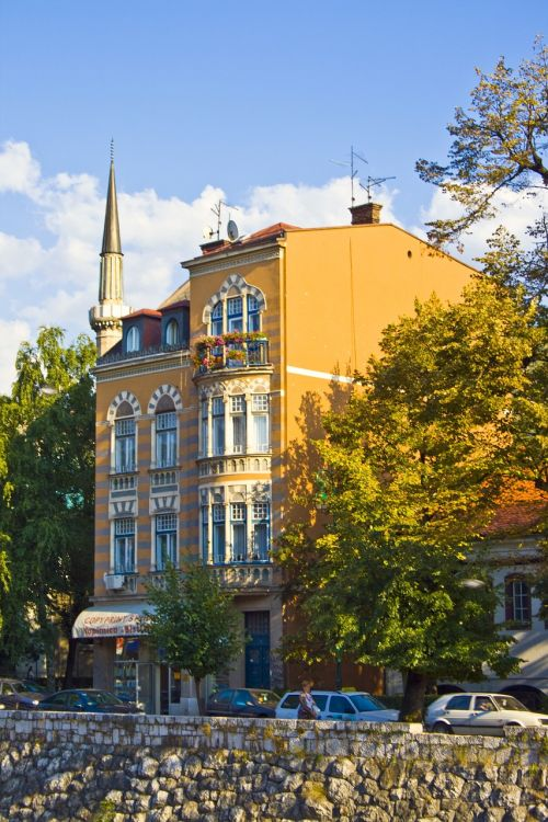 sarajevo house architecture