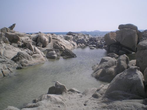 sardinia laguna green