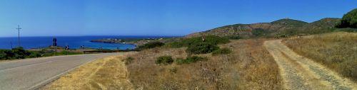 sardinia sea path