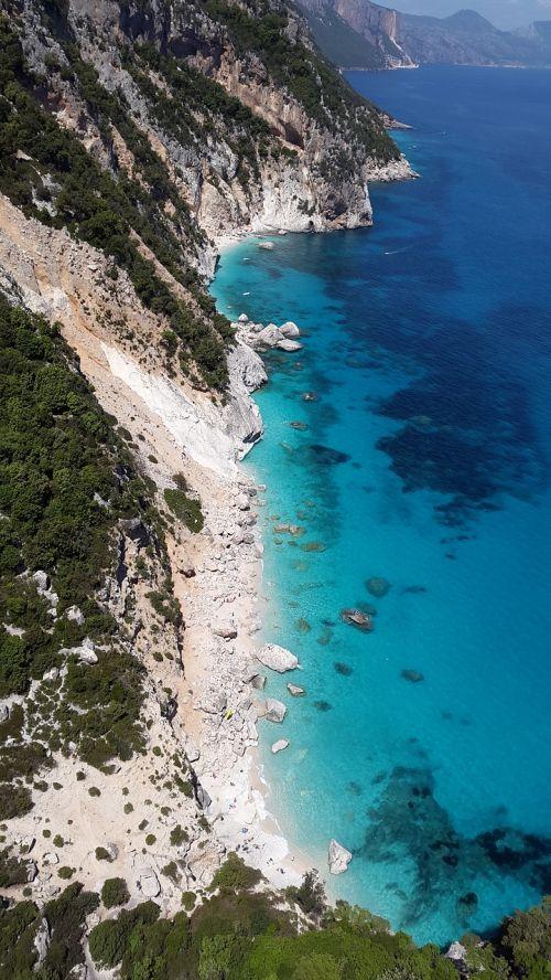sardinia mediterranean coast