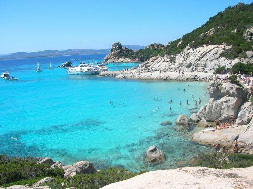 sardinia spread sea