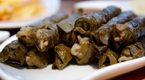 sarma turkish food rice