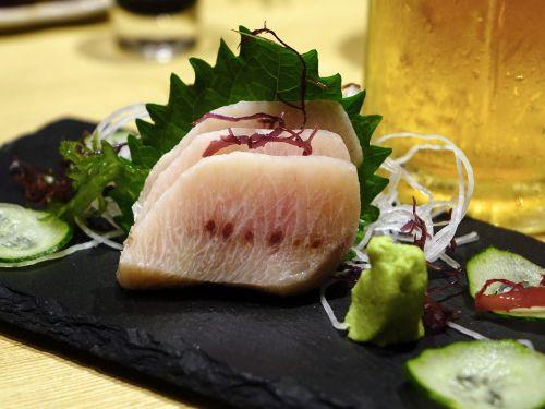 sashimi mekajiki swordfish