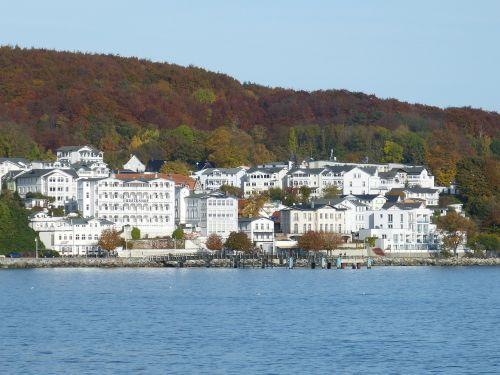 sassnitz rügen white cliffs