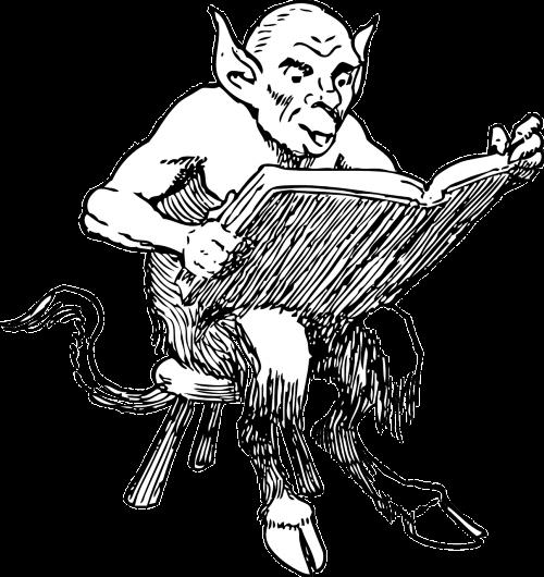 satan lucifer book