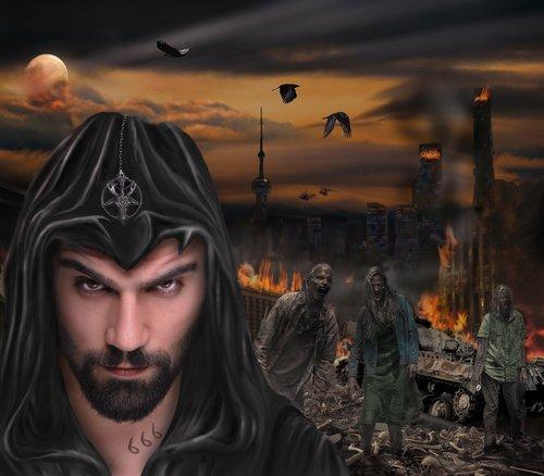 satan  fantasy  death