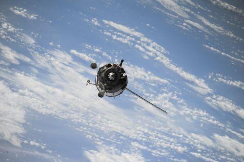 satellite space spaceship