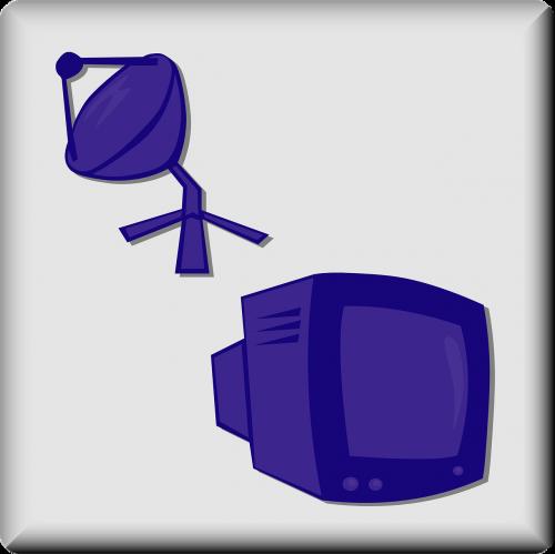 satellite tv facility