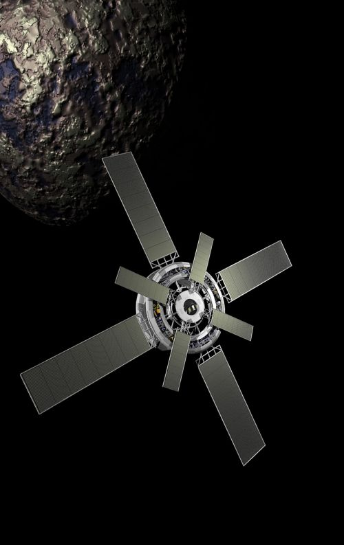 satellite space technology