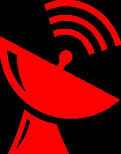 satellite dish parabola telecommunications