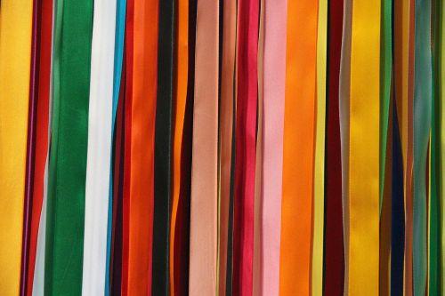 satin ribbons colored ribbons tape