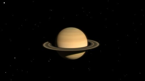 saturn space astronomy