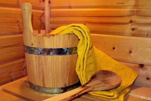 sauna relax wood sauna