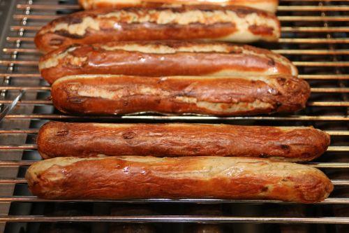 sausage bratwurst rust sausage