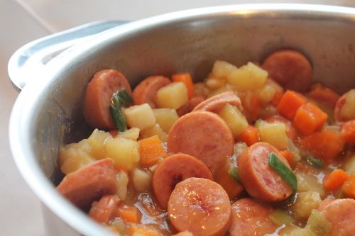 sausage stew noon tips