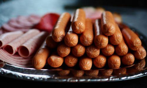 sausage wurstplatte hearty