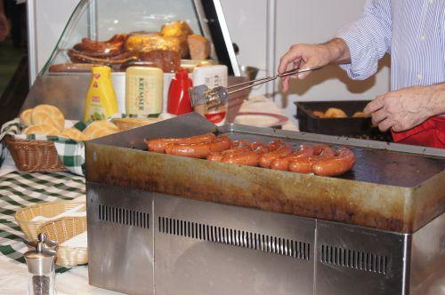 sausage dalmia bratwurst