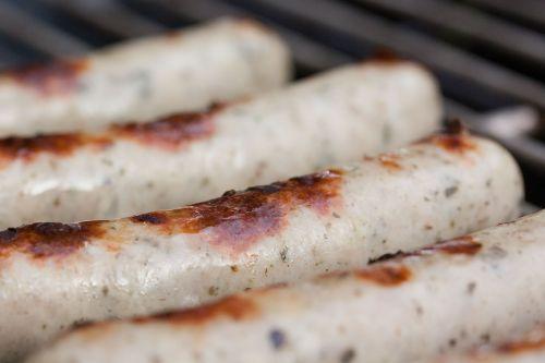 sausage bratwurst sausages