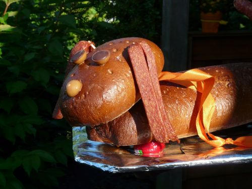 sausage dog dog wurstwaldi