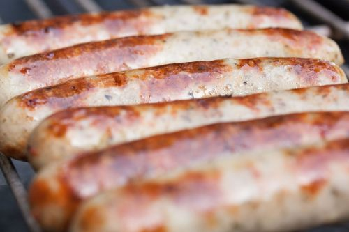 sausages sausage bratwurst