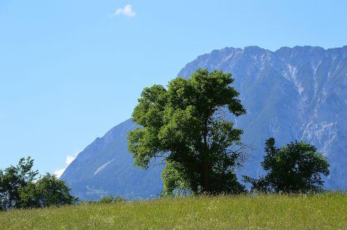 sautens mountains alpine