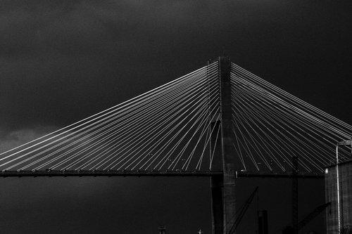 savannah  bridge  architecture