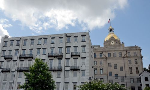 Savannah, Georgia City Hall