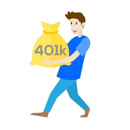 save 401k retirement