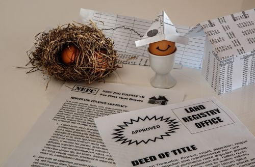 savings real estate mortgage bond