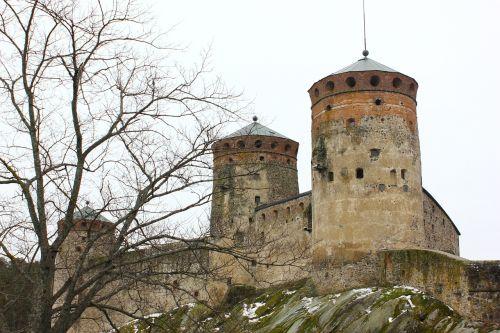 savonlinna castle finnish