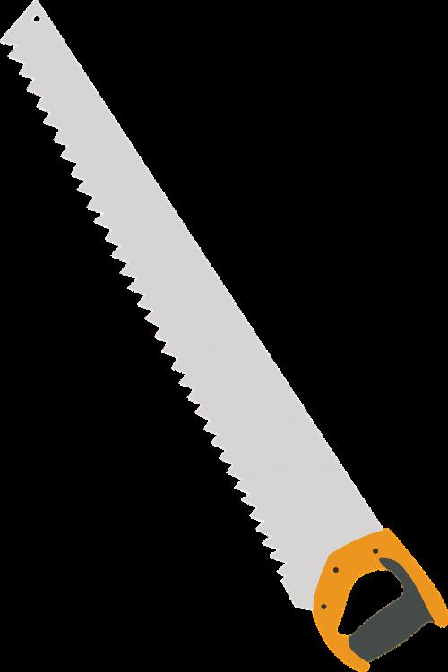 saw tool cutting