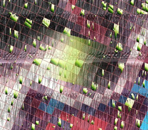 Sawdust Pattern