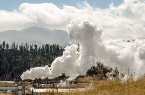 sawmill smokestack smoke