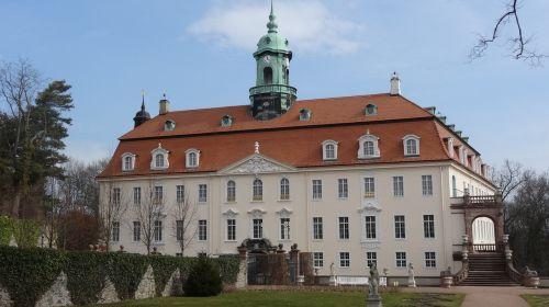 saxony castle lichtenwalde