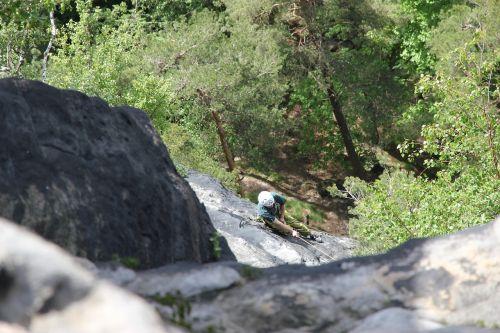 saxony lily stone climb