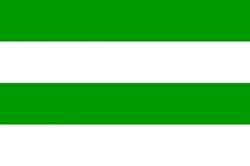 saxony flag state