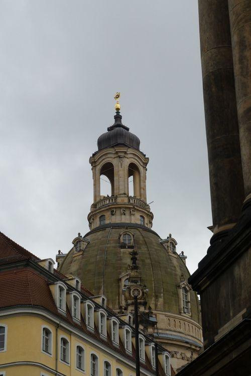 saxony dresden frauenkirche dresden