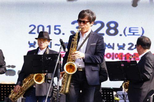 saxophone ensemble orchestra