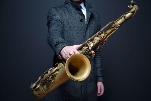 saxophone sax player
