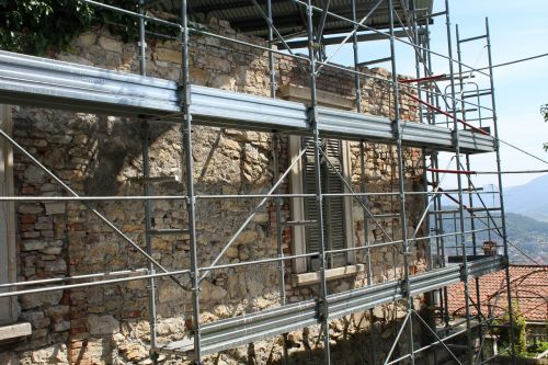 scaffolding restructure restructuring