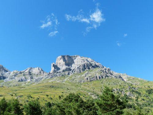 scaglie delle placche del bochino rocca garba mountains